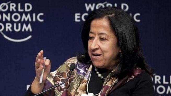 لبنیٰ ال اولایان سعودی عرب کی پہلی خاتون بینک سربراہ