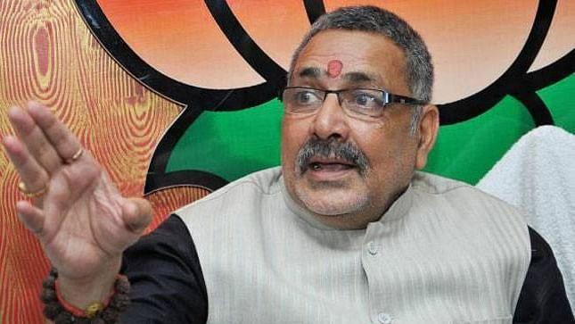 ہندو ناراض ہو گئے تو مسلمان سوچیں کہ ان کا کیا ہوگا، مودی کے وزیر کی زہر فشانی