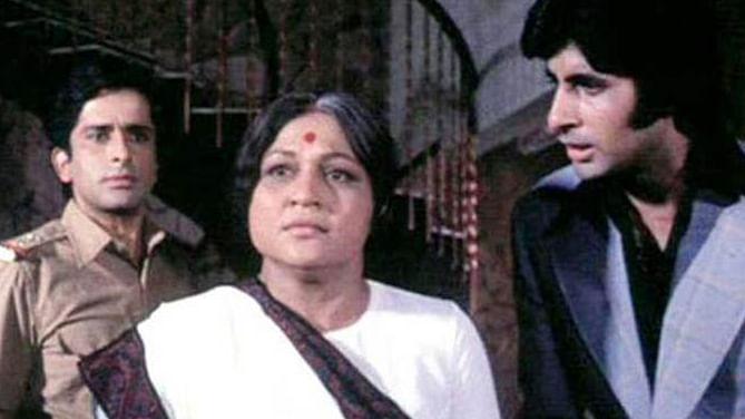 نروپا رائے: بالی ووڈ کی 'ماں' جو باپ کی محبت سے محروم رہی