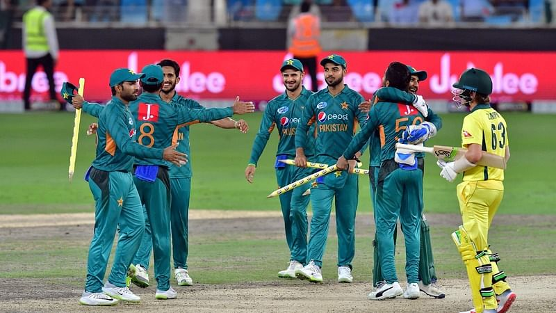 ٹی ٹوئنٹی سیریز: پاکستان کا آسٹریلیا کے خلاف پہلی بار کلین سوئپ