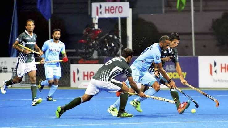 ایشین چیمپینز ٹرافی ہاکی: ہندوستان نے پاکستان کو 3-1 سے ہرایا