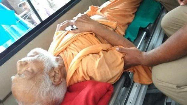 گنگا صفائی کے لیے تامرگ بھوک ہڑتال کر رہے سوامی سانند کا انتقال