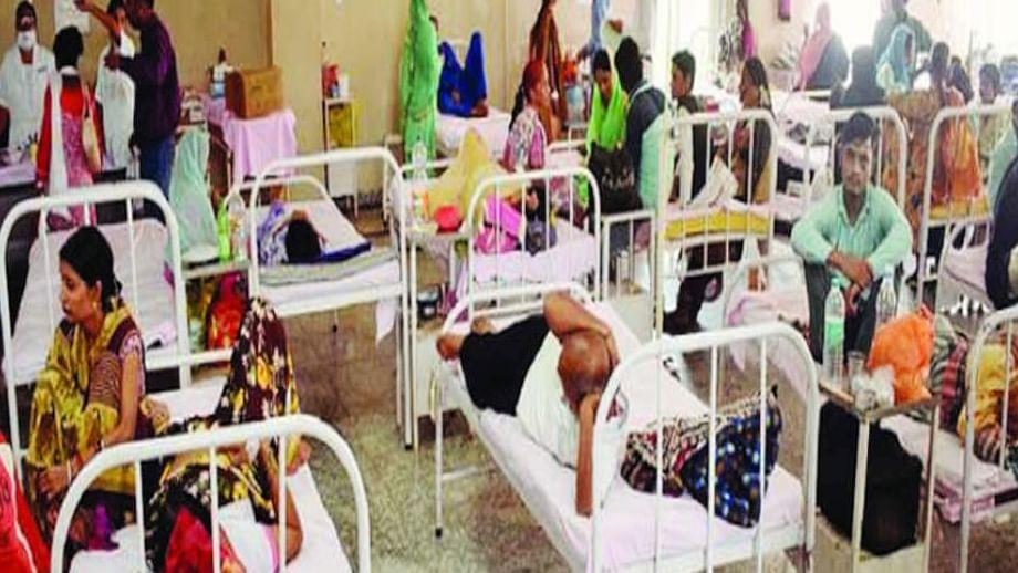 بریلی زون: ملیریا سے  56 افراد ہلاک، مریضوں کی تعداد دو لاکھ سے زیادہ