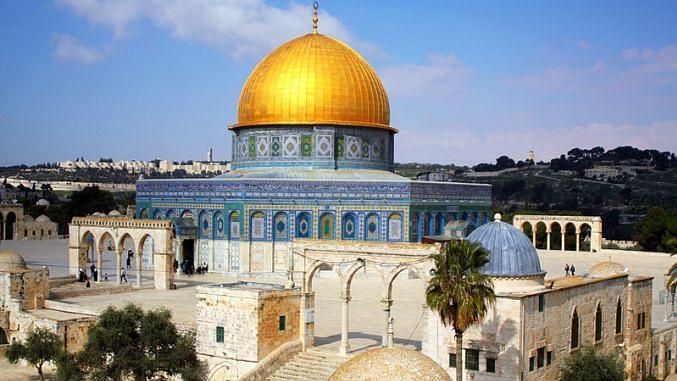 قبلہ اول کی بے حرمتی: اسرائیلی فوج اور یہودیوں کی بیت المقدس میں غنڈہ گردی