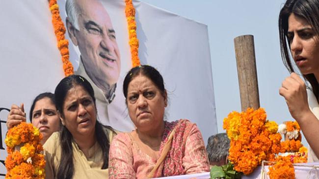 دہلی کے سابق وزیر اعلی اور راجستھان کے سابق گورنر مدن لال کھرانا کا انتقال