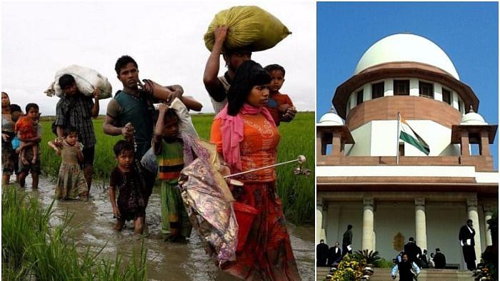 روہنگیا مسلمانوں کو میانمار جانا ہی ہوگا، سپریم کورٹ کا مداخلت سے انکار