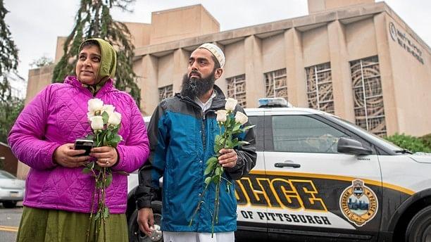امریکہ میں ہلاک یہودیوں کے اہل خانہ کی مدد کے لیے مسلمانوں کی چندہ مہم