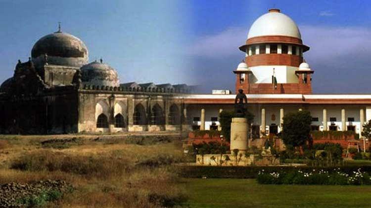 بابری مسجد معاملہ: رام للّا کے وکیل کی بحث آٹھویں روز بھی نامکمل