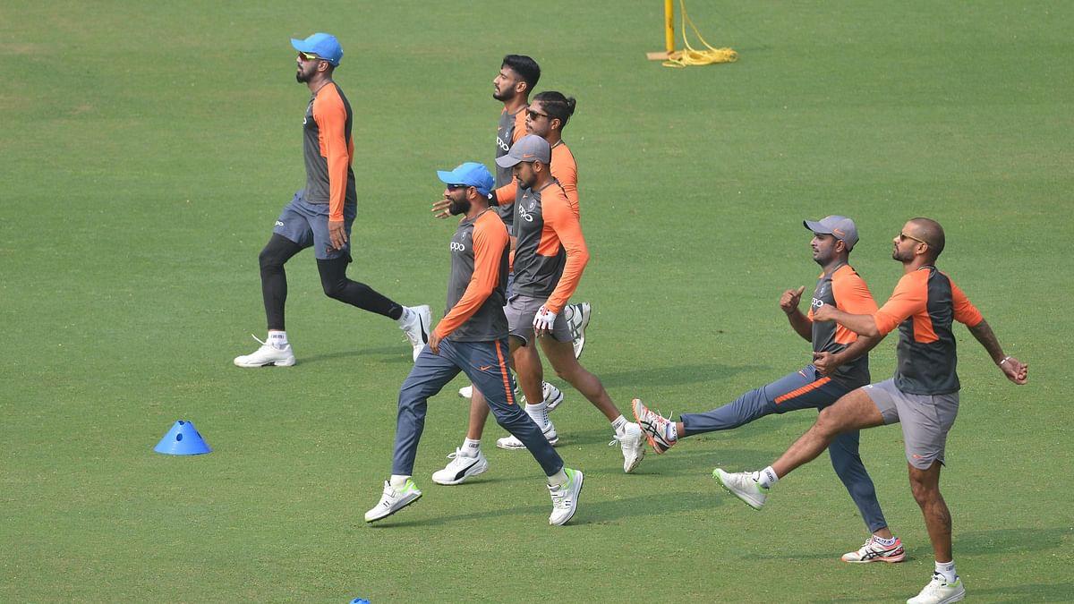 ٹیم انڈیا ون ڈے میں بھی ونڈیز کو ہرانے کیلئے بیتاب