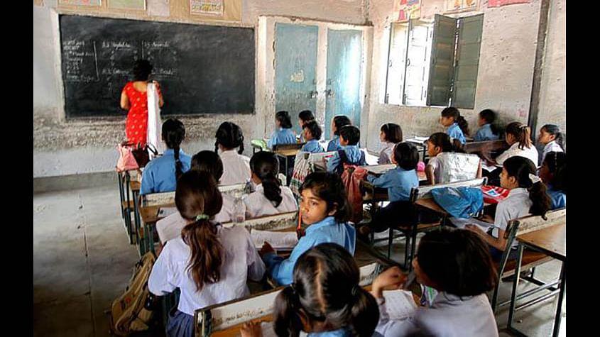 مسلم اور ہندو طلباء الگ-الگ سیکشن میں، ایم سی ڈی اسکول پرنسپل کا نیا فارمولہ