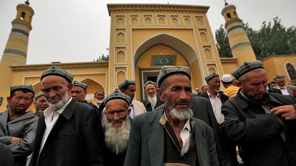 چین میں دس لاکھ مسلمانوں کے حراستی کیمپوں کی حیثیت اب قانونی