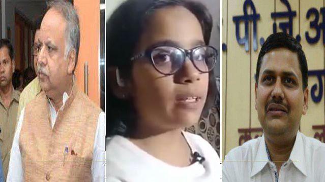 یو پی وزیر اور ضلع مجسٹریٹ نے خاموش رہنے کی دھمکی دی: وویک تیواری کی بیٹی