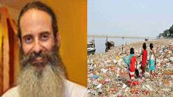 گنگا صفائی کے لیے غیر معینہ بھوک ہڑتال جاری، بی جے پی حکومت کو نہیں کوئی پروا