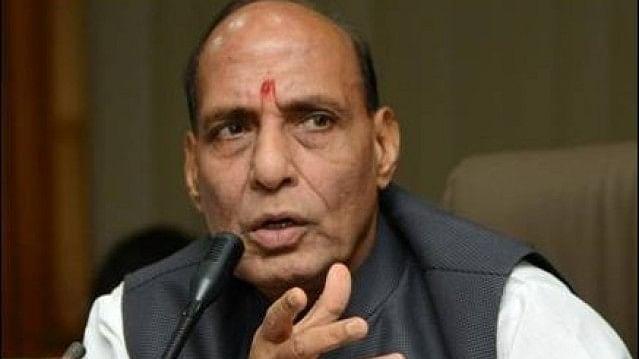 عظیم اتحاد بننے کی صورت میں بی جے پی کو  20 سیٹوں تک کا ہوگا  نقصان: راج ناتھ