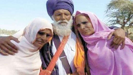 پاکستانی مسلم بہنوں کی اپنے سکھ بھائی سے 1947 کے بعد پہلی ملاقات