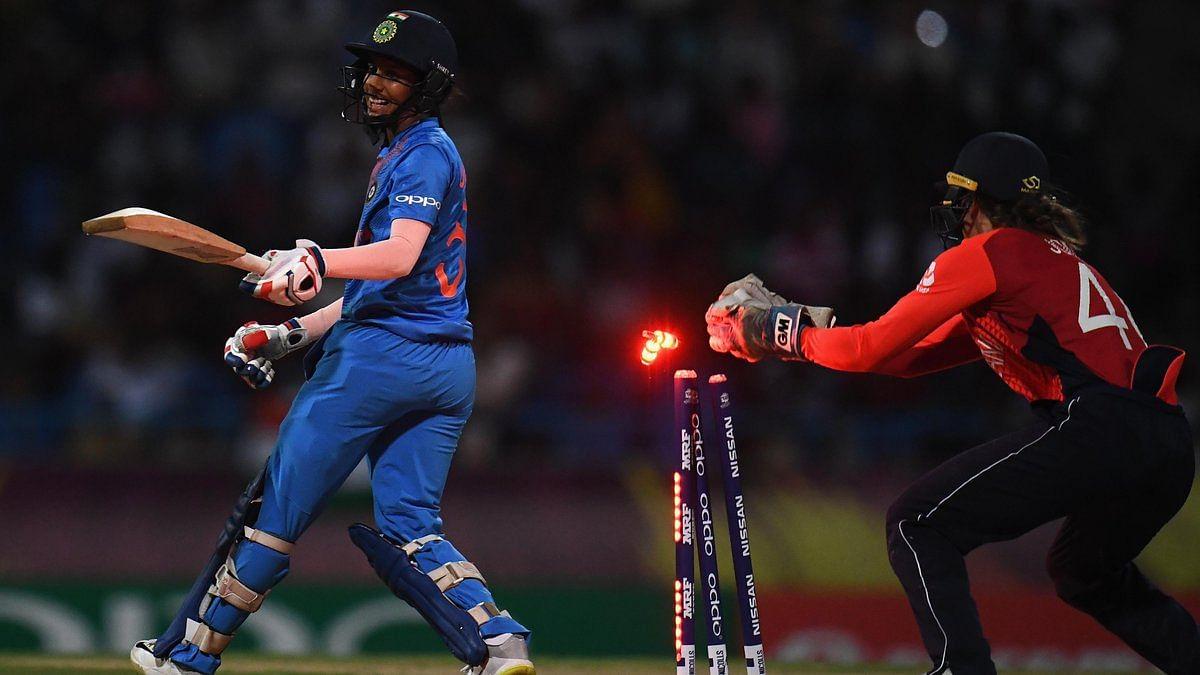 ٹی-20 عالمی کپ: 23 رن پر 8 وکٹ گنوا کر ہاریں ہندستانی خواتین، خواب چکناچور