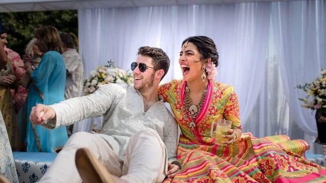 مسیحی عقائد سے ہم سفر بنے پرینکا اور نِک، آج ہندو رسم و رواج سے ہوگی شادی