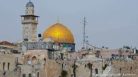 آسٹریلیا چلا امریکہ کی راہ، مقبوضہ بیت المقدس کو مانا اسرائیلی دارالحکومت