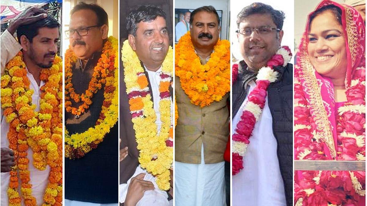 راجستھان میں 8 مسلم امیدوار ہوئے کامیاب، 7 کانگریس اور 1 بی ایس پی