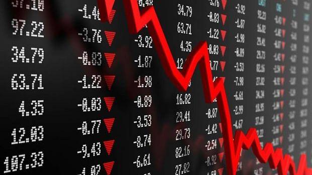 شیئر بازار میں تباہی کا عالم، سرمایہ کاروں کے 5 لاکھ کروڑ روپے غرقاب