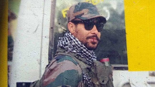 بلند شہر تشدد: مبینہ کلیدی ملزم 'فوجی' شمالی کشمیر کے سوپور سے گرفتار
