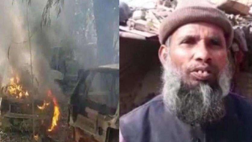 بلندشہر تشدد: 'مسلمان تھے اس لئے بنے نشانہ' 16 دن قید میں رہے شرف الدین کا بیان