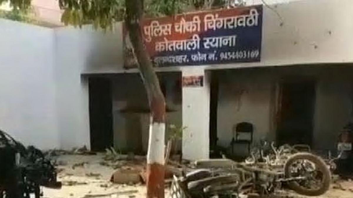 انسپکٹر قتل معاملہ: بجرنگ دل کارکنان سمیت 100 گئو رکشکوں کے خلاف رپورٹ درج