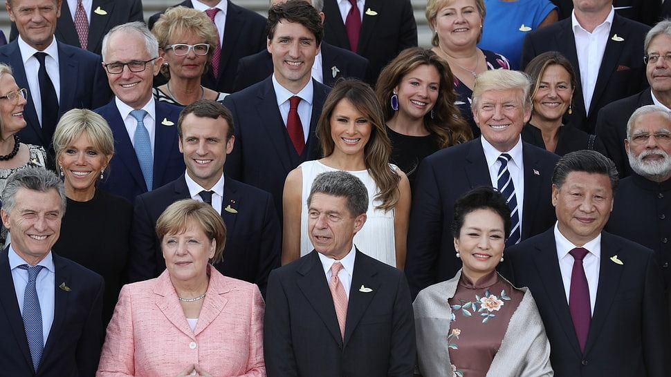 جی-20 مذاکرات: ایجنڈے میں شامل دو اہم نکات امریکی صدر کے منفی رویہ کی نذر