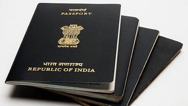 ہندوستانی پاسپورٹ