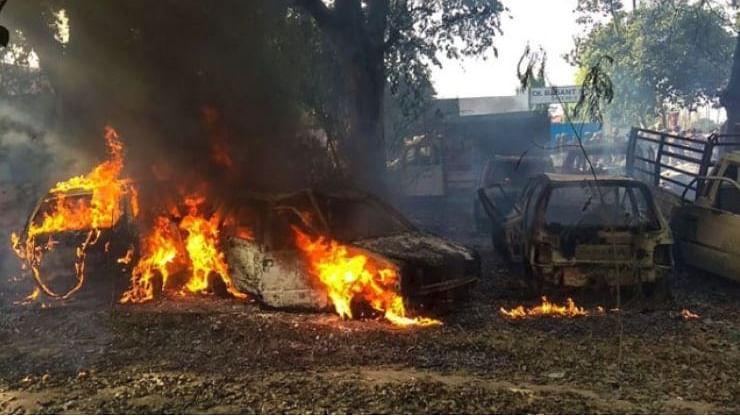 بلند شہر تشدد: گئوکشی کے ملزمین پر سختی لیکن انسپکٹر سبودھ کے قاتلوں پر نرمی کیوں!