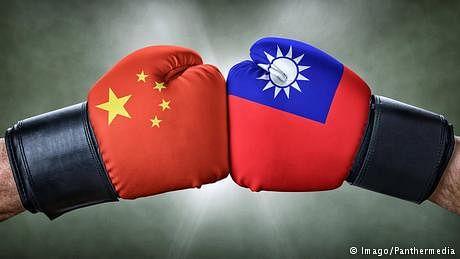تائیوان میں چین کا بڑھتا ہوا خوف