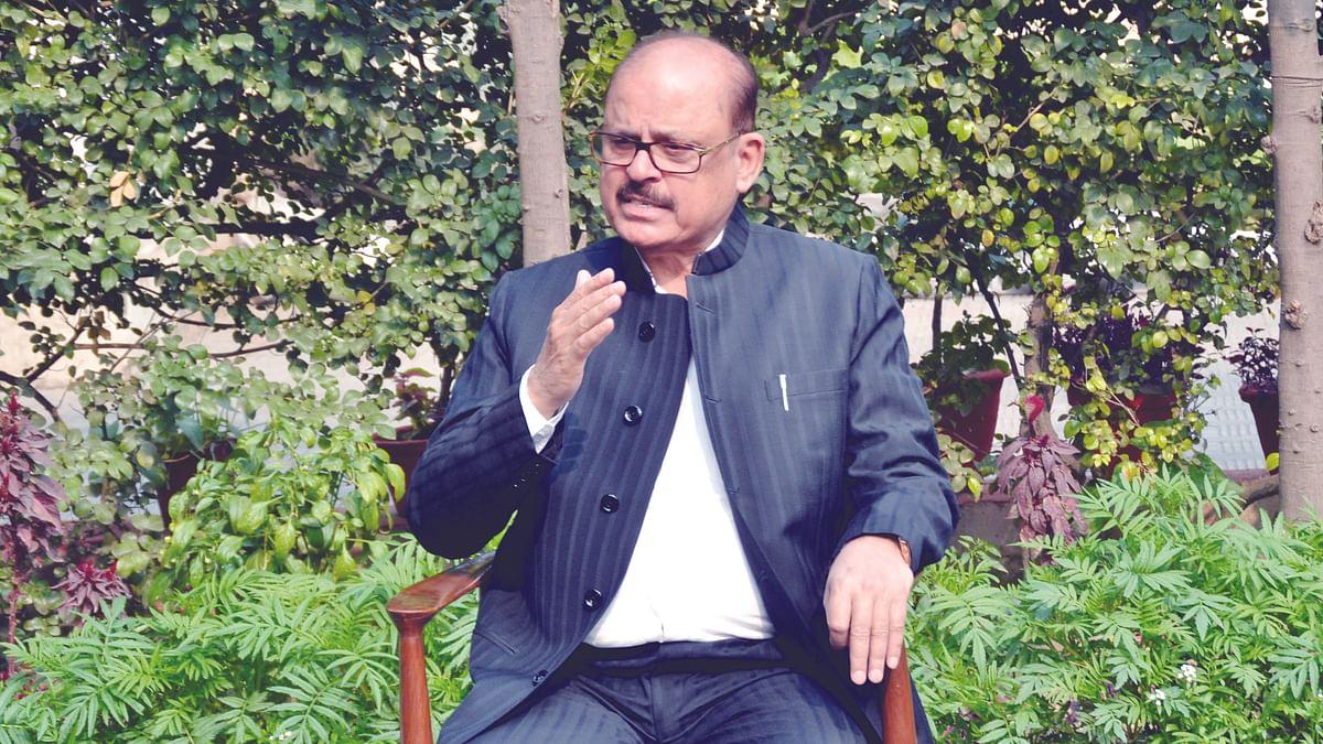 بی جے پی نے آزادی کے متوالوں کی بھی قدر نہیں کی: طارق انور