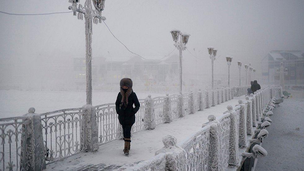 امریکہ میں شدید سردی کے کئی ریکارڈ ٹوٹے، کاروباری زندگی معطل