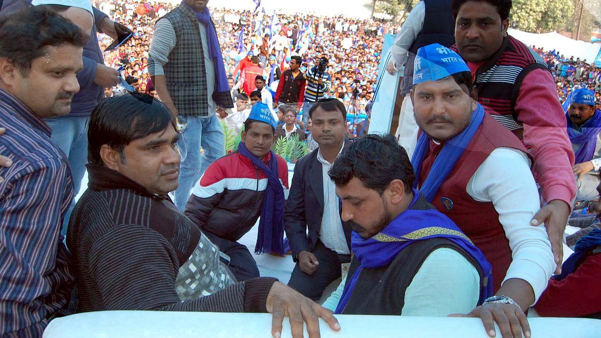 بی جے پی سے اگر کوئی دلت بھی انتخابات لڑے تو اسے بھی شکست دیں: بھیم آرمی