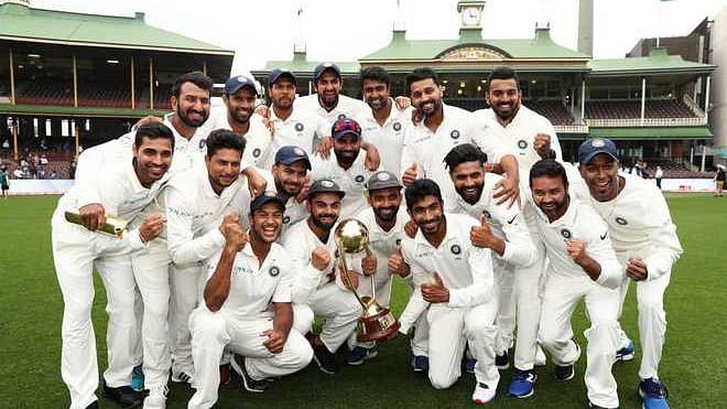 کرکٹ: 1-2 سے فتحیابی حاصل کر ہندوستانی ٹیم نے آسٹریلیا میں رقم کی نئی تاریخ