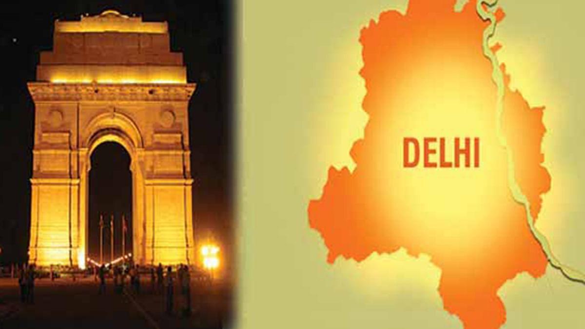 دہلی میں کھلے عام گھوم رہے ہیں لاکھوں مجرم