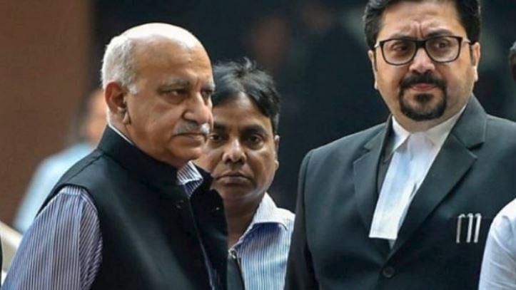 می ٹو: ایم جے اکبر ہتک عزت معاملے میں عدالت نے رمانی کو بھیجا نوٹس
