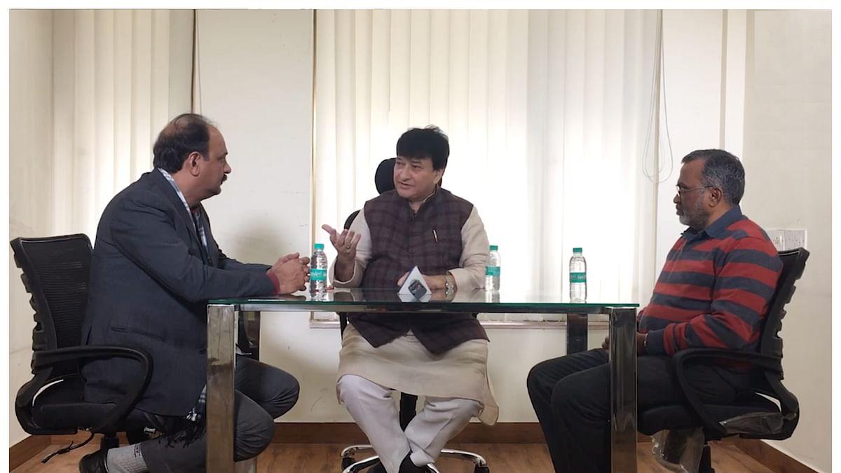 ویڈیو: بی جے پی کو دہلی میں ہرانے کے لئے ہمیں اتحادی کی ضرورت نہیں، ہارون یوسف