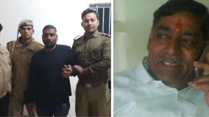 مدھیہ پردیش: مندسور میونسپل کارپوریشن صدر کا قاتل بی جے پی کارکن گرفتار