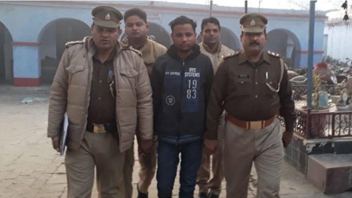 بلند شہر تشدد: 29 دنوں سے فرار بجرنگ دل کا ضلع کنوینر گرفتار