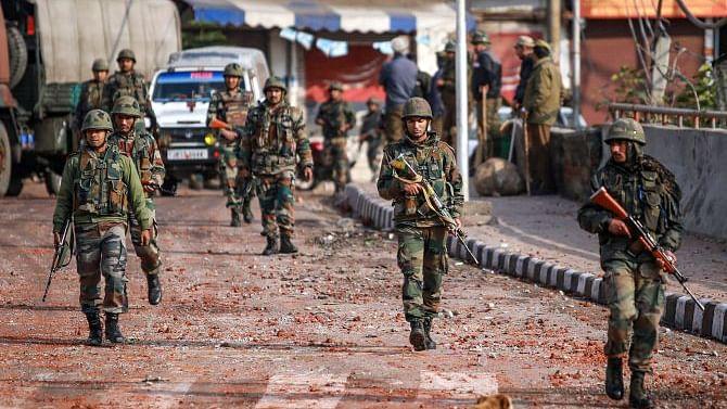 جموں میں کرفیو جاری، صورتحال پوری طرح قابو میں: انتظامیہ