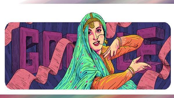 'ملکہ حسن' مدھوبالا کو گوگل کا ڈوڈل بنا کر خراج عقیدت
