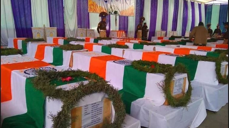 پلوامہ کے شہید: ہوائی جہاز میں ہوا تاریخی کل ہند مشاعرہ