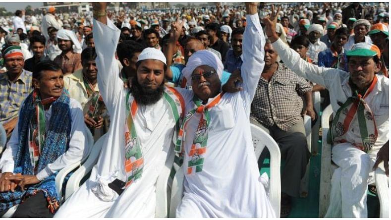 مسلم امیدوار  کو ووٹ دینے سے گریز کرتے ہیں ووٹر، سروے میں انکشاف