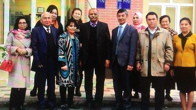 ازبکستان کے 'غالب محلہ' میں یاد کیے گئے غالب