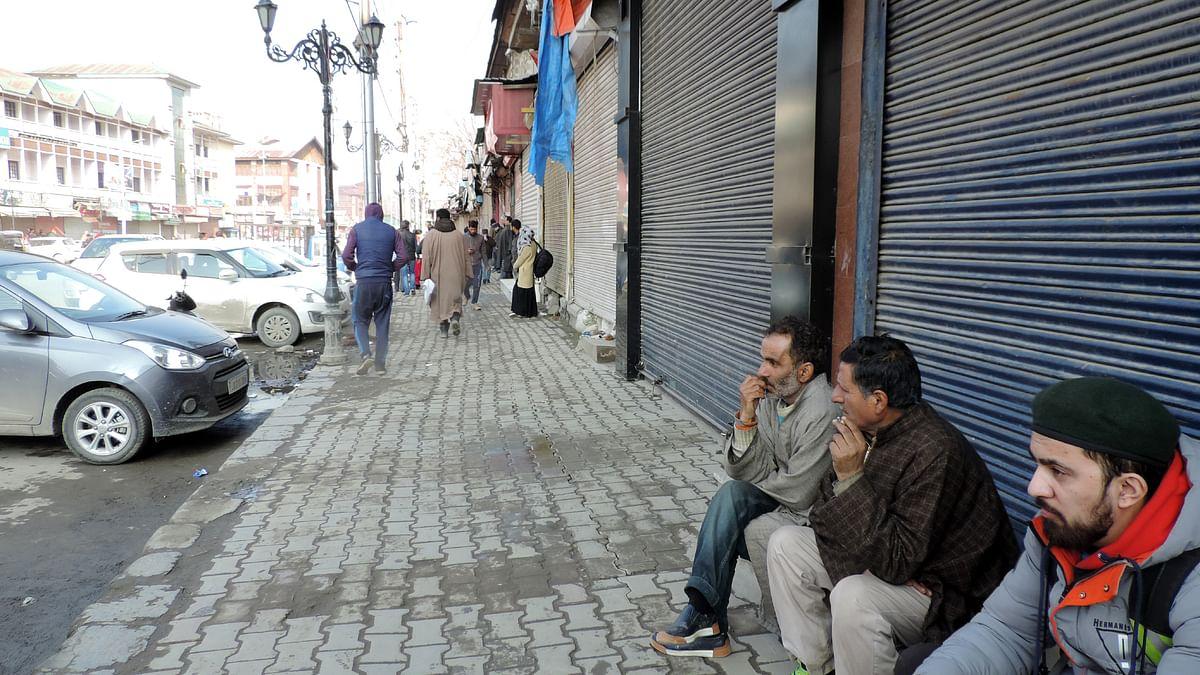 جموں و کشمیر: عارضی ملازموں کے مسائل کا حل نہ نکالے جانے پر مکمل ہڑتال کا اعلان