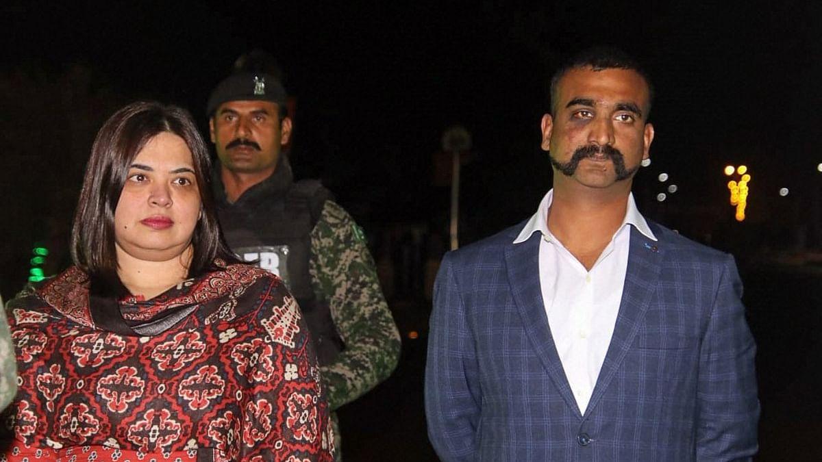'پاکستان نے گھٹنے ٹیک کر ابھینندن کو واپس بھارت بھیجا' قومی اسمبلی کے رکن کا دعویٰ