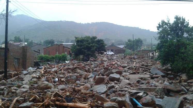 زمبابوے میں سمندری طوفان سے تباہی، 160 افراد ہلاک