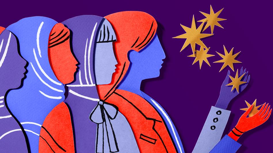 عالمی یوم خواتین: عورت خود اپنے لئے ایک قابل سکون مقام کی متلاشی ہے