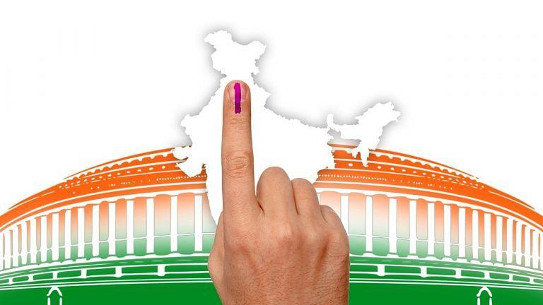 عام انتخابات LIVE: مدھیہ پردیش میں 110 سالہ ضعیفہ نے دیا ووٹ